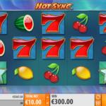 hot sync slotmaskiner